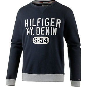 Tommy Hilfiger Sweatshirt Herren blau/grau