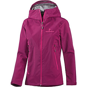 Peak Performance Blacklight Hardshelljacke Damen beere