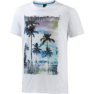 FIREFLY Lenard Printshirt Herren weiß