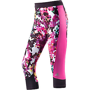 adidas Tights Damen pink/bunt