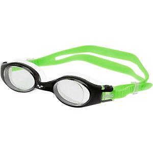 Arena Freestyle Jr Schwimmbrille Kinder schwarz/grün