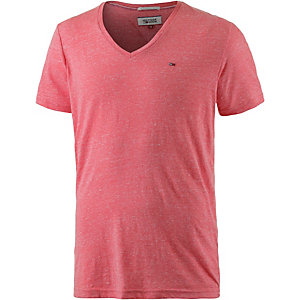 Tommy Hilfiger V-Shirt Herren rotmelange