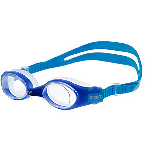 Arena Freestyle Jr Schwimmbrille Kinder blau/transparent