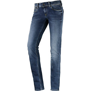 Pepe Jeans Saturn Straight Fit Jeans Damen blue denim