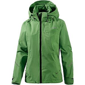 Maier Sports Solveig Regenjacke Damen grün