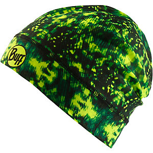 BUFF Microfiber 1 Layer Hat Beanie Carson Yellow Fluor