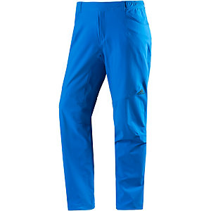 adidas Pack Wanderhose Herren blau