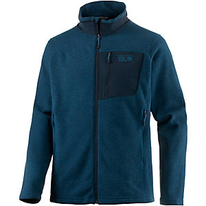 Mountain Hardwear Toasty Twill Fleecejacke Herren blau