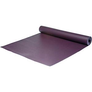 YOGISTAR.COM Yogamatte pflaume