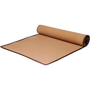 YOGISTAR.COM Yogamatte kork