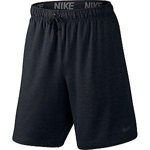 "Nike DF Training Fleece 8"" Funktionsshorts Herren schwarz"