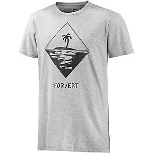 Forvert Tad T-Shirt Herren graumelange