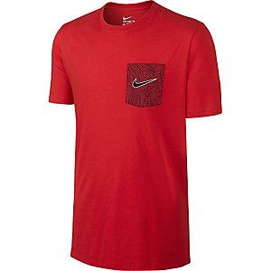 Nike Palm T-Shirt Herren rot