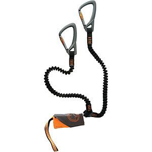 SKYLOTEC KS Vertical Klettersteigset schwarz/orange/grau