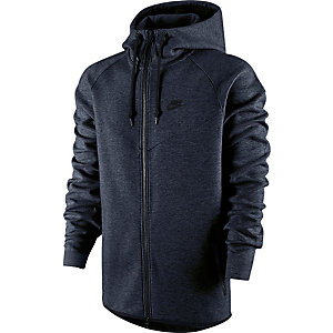 Nike Tech Fleece Windrunner Sweatjacke Herren navy