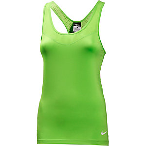 Nike Pro Funktionstank Damen grün