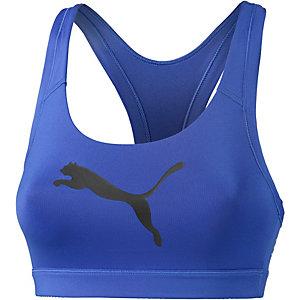 PUMA PWRSHAPE Forever Sport-BH Damen blau