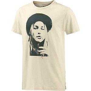 Forvert Tiga Printshirt Herren offwhite