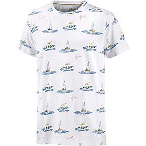 Forvert Boattrip T-Shirt Herren weiß