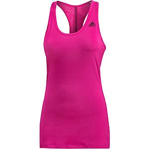 adidas Funktionstank Damen pink