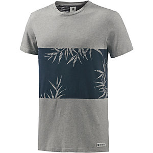 Element Grove T-Shirt Herren graumelange