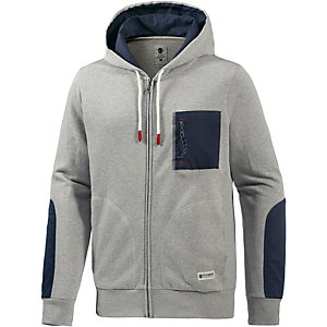 Element Crafton Sweatjacke Herren graumelange
