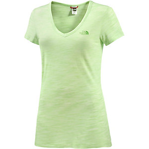 The North Face Seasonal Funktionsshirt Damen lemon