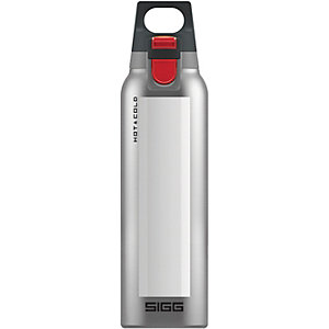 SIGG Hot & Cold One Trinkflasche weiß