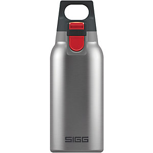 SIGG Hot & Cold One Trinkflasche silberfarben