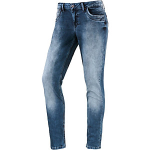 Pepe Jeans Ripple Straight Fit Jeans Damen darkblue denim