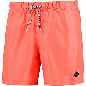 Shiwi Badeshorts Herren neon orange
