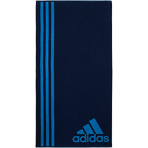 adidas handtuch marine blau im online shop von sportscheck. Black Bedroom Furniture Sets. Home Design Ideas