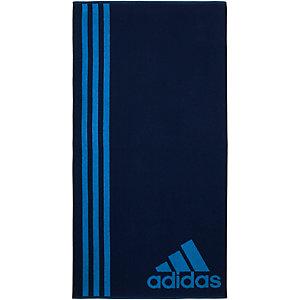 adidas Handtuch marine/blau