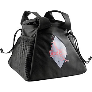 Red Chili Logo Boulder Bag schwarz
