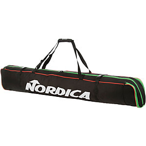 Nordica Race Single Ski Bag Skisack schwarz/grün