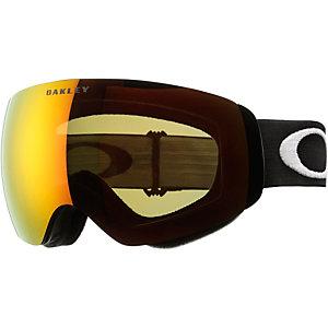 Oakley FLIGHT DECK XM Skibrille matte black/fire iridium