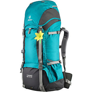 Deuter Torres 60+10 SL Trekkingrucksack Damen petrol/granit