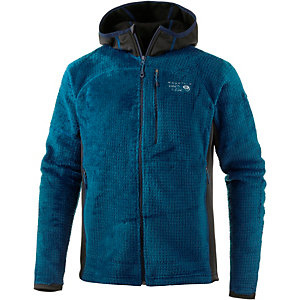 Mountain Hardwear Monkey Fleecejacke Herren blau