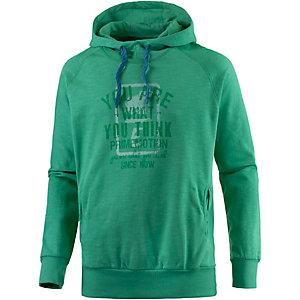 PrimEmotion Hoodie Kapuzenpullover Herren grün