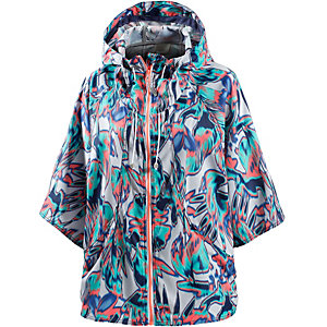 Bench Ever Present Poncho Damen grau/allover