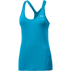 Under Armour Heatgear Armour Funktionstank Damen petrol