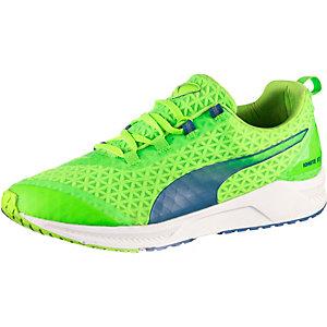 PUMA Ignite XT Filtered Fitnessschuhe Herren grün/blau