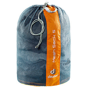 Deuter Mesh Packsack orange