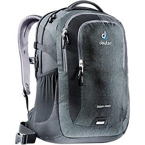 Deuter Giga Pro Daypack schwarz/grau