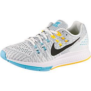 Nike Air Zoom Structure 19 Laufschuhe Damen weiß/schwarz