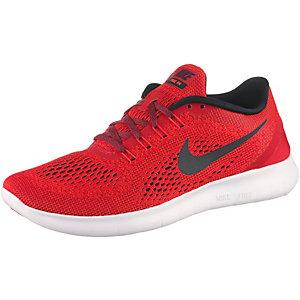 Nike Free Run Laufschuhe Herren rot