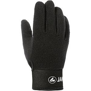 JAKO Fleece Handschuhe schwarz