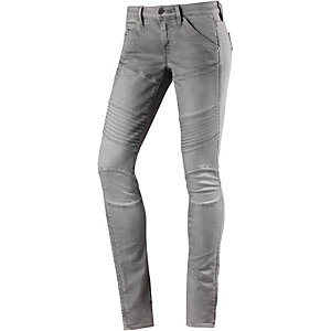 G-Star 5620 Custom Mid Skinny Fit Jeans Damen grey denim