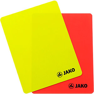 JAKO Karte gelb/rot