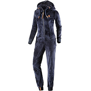 Naketano Blaumann Mack Jumpsuit Damen dunkelblau